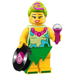 Mini Figurine Lego® Série The Lego Movie 2 - Hula Lula