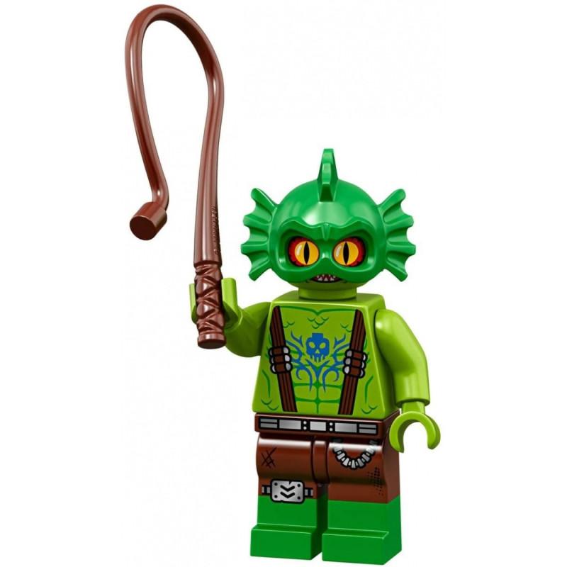 Mini Figurine Lego® Série The Lego Movie 2 - la créature des marais