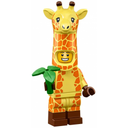 Mini Figurine Lego® Série The Lego Movie 2 -  le garçon girafe