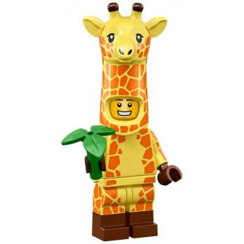 Mini Figurine Lego® Série The Lego Movie 2 -  le garçon girafe