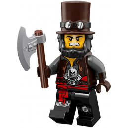Mini Figurine Lego® Série The Lego Movie 2 -  Apocalypseburg Abe