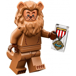 Mini Figurine Lego® Série The Lego Movie 2 -  le Lion peureux