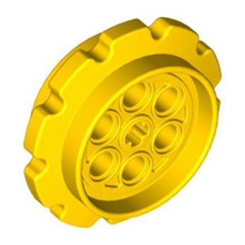 LEGO 6253464 SPROCKET Ø40,7 - JAUNE lego-6253464-sprocket-o407-jaune ici :