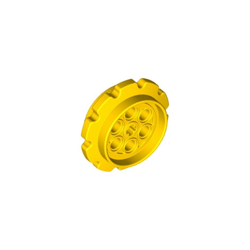 LEGO 6253464 SPROCKET Ø40,7 - JAUNE