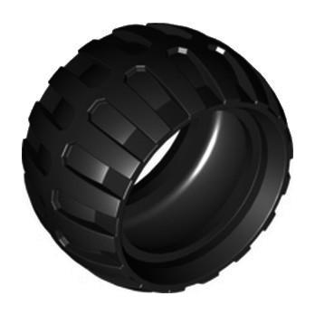 LEGO 4518826 PNEU Ø43 X 26 - NOIR lego-4518826-pneu-o43-x-26-noir ici :
