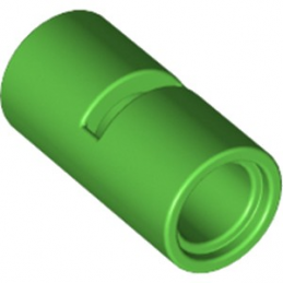 LEGO 6173135 TUBE W/DOUBLE Ø4.85 - BRIGHT GREEN