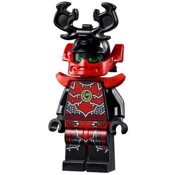 Mini Figurine LEGO® : Ninjago - Guerrier de l'armée de pierre