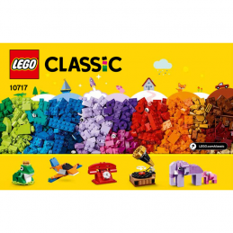 Notice / Instruction Lego Classic 10717