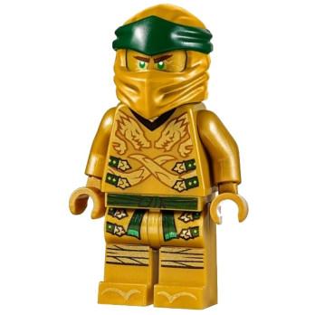 Mini Figurine LEGO® : Ninjago - Le ninja d'or Lloyd