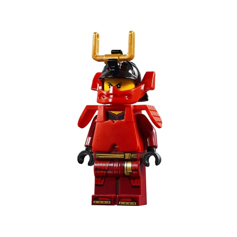 Mini Figurine LEGO® : Ninjago - Nya Samouraï X