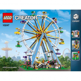 Notice / Instruction Lego Creator 10247