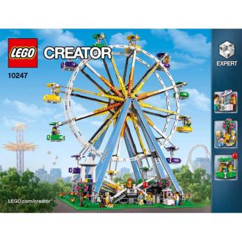 Notice / Instruction Lego Creator 10247 notice-instruction-lego-creator-10247 ici :