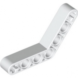 LEGO 4509912 TECHNIC ANGULAR BEAM 4X4 - BLANC