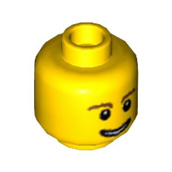 LEGO  4506727 TÊTE HOMME