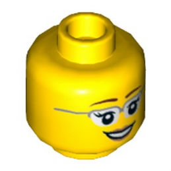 LEGO  6112633 TÊTE FEMME