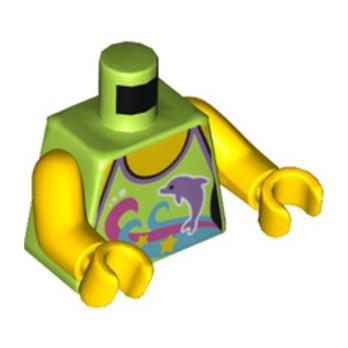 LEGO 6103202 TORSE ENFANT