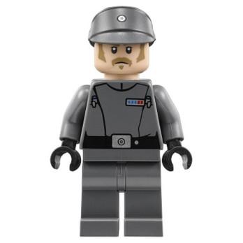 Mini Figurine LEGO® : Star Wars - Officier impérial du recrutement