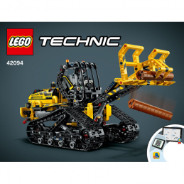 NOTICE / INSTRUCTION LEGO TECHNIC - 42094
