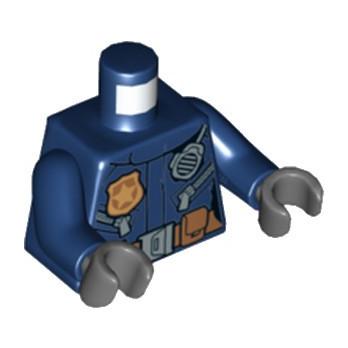 LEGO 6176513 TORSE POLICIER