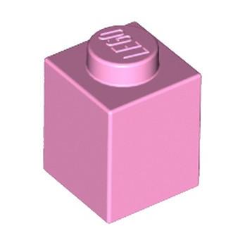 LEGO 4286050 BRIQUE 1X1 - ROSE CLAIR