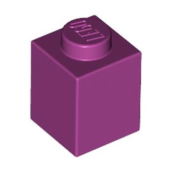 LEGO 6022035 BRIQUE 1X1 - MAGENTA