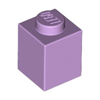 LEGO 6097053 BRIQUE 1X1 - LAVENDER