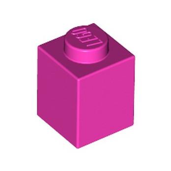LEGO 4492224 BRIQUE 1X1 - ROSE