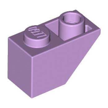 LEGO 6223449 TUILE 1X2 INV - LAVENDER