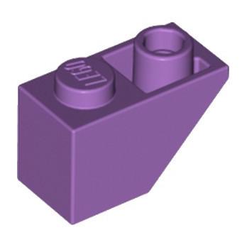 LEGO 4619509 TUILE 1X2 INV. - MEDIUM LAVENDER