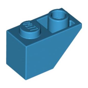 LEGO 6135608 TUILE 1X2 INV - DARK AZUR