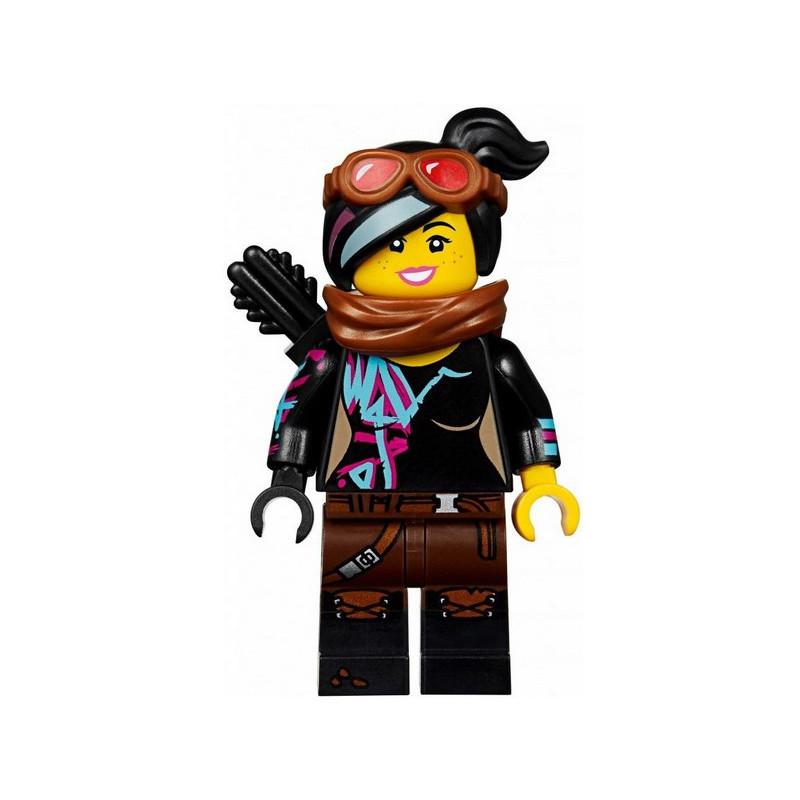 Mini Figurine LEGO® : The lego Movie - Lucy Wyldstyle