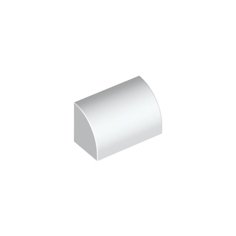 LEGO 6248827 1/2 DOME 1X2 - BLANC