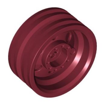 LEGO 6191986 JANTE Ø 30/14 W CROSS - NEW DARK RED lego-6191986-jante-o-3014-w-cross-new-dark-red ici :
