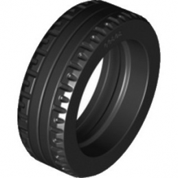 LEGO 6182551 PNEU Ø 43 X 14 - NOIR lego-6182551-pneu-o-432-x-14-noir ici :