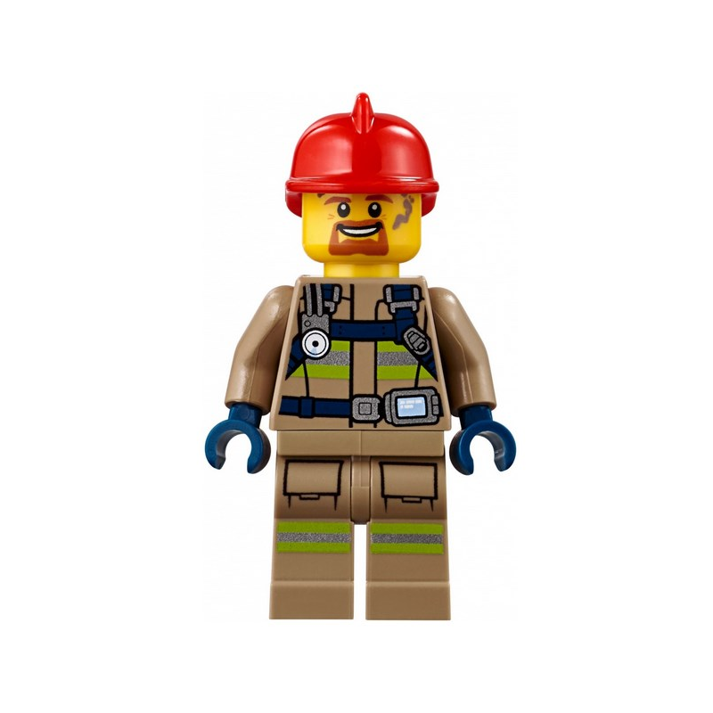 Mini Figurine LEGO® : City - Pompier