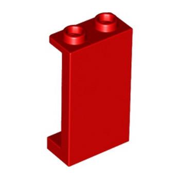LEGO 4655549 CLOISON 1X2X3 - ROUGE