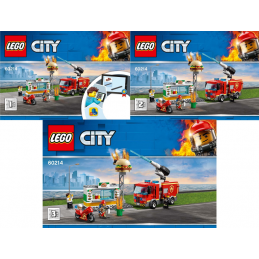 Notice / Instruction Lego  City 60214