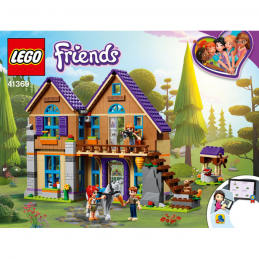 Notice / Instruction Lego Friends 41369