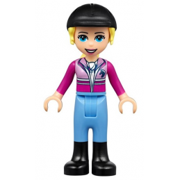 Mini Figurine LEGO® : Friends - Stéphanie mini-figurine-lego-friends-stephanie ici :