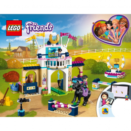 Notice / Instruction Lego Friends 41367