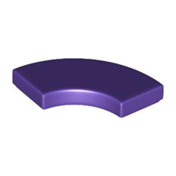 LEGO 6199899 PLATE LISSE 2X2 1/4 ROND - MEDIUM LILAC lego-6199899-plate-lisse-2x2-14-rond-medium-lilac ici :