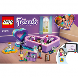 Notice / Instruction Lego Friends 41359