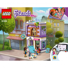 Notice / Instruction Lego Friends 41365