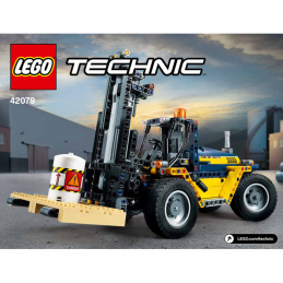 NOTICE / INSTRUCTION LEGO TECHNIC - 42079