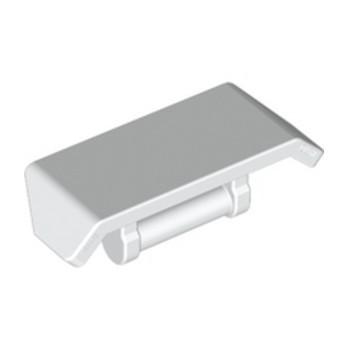 LEGO 6131830 SPOILER W. SHAFT Ø 3.2 - BLANC lego-6131830-spoiler-w-shaft-o-32-blanc ici :