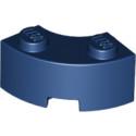 LEGO 6250270 BRIQUE 2X2 ARRONDIE - EARTH BLUE