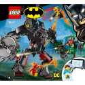 Notice / Instruction Lego Super Heroes 76117
