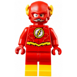 Mini Figurine LEGO® : Super Heroes - Flash