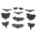 LEGO 6238669 LOT DE 11 ARMES SUPER HEROES BATMAN