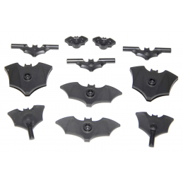 LEGO 6238669 LOT DE 11 ARMES SUPER HEROES BATMAN lego-6236812-lot-de-11-armes-super-heroes-batman ici :